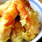 カニ足の天丼 イメージ画像