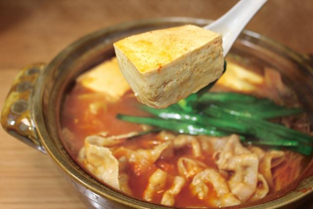 カニ豆腐の写真