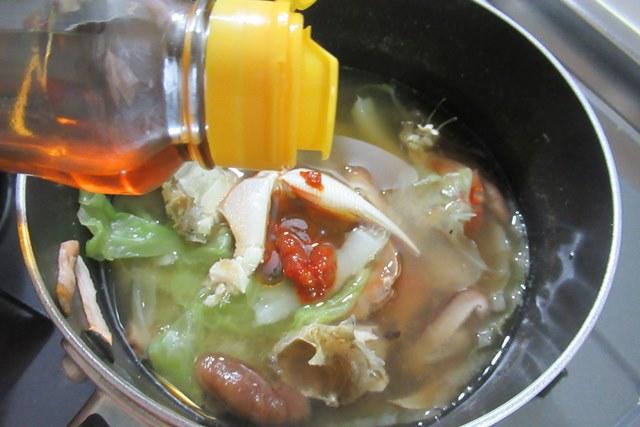 ヒラツメガニ 丸ガニ みそ汁 作り方 レシピ アレンジ