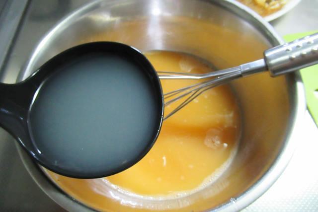 毛ガニの茶わん蒸し 作り方